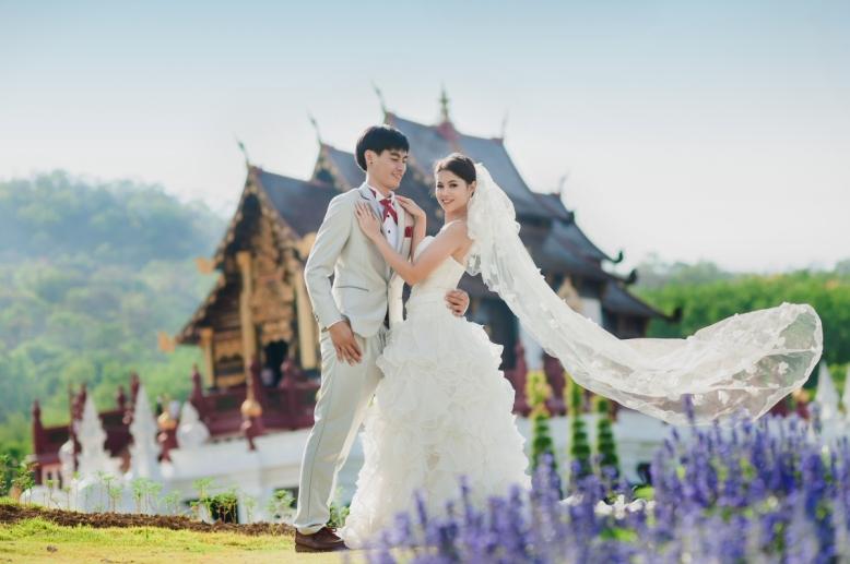 Pre wedding Outdoor พืชสวนโลก, ไนซ์ซาฟารี