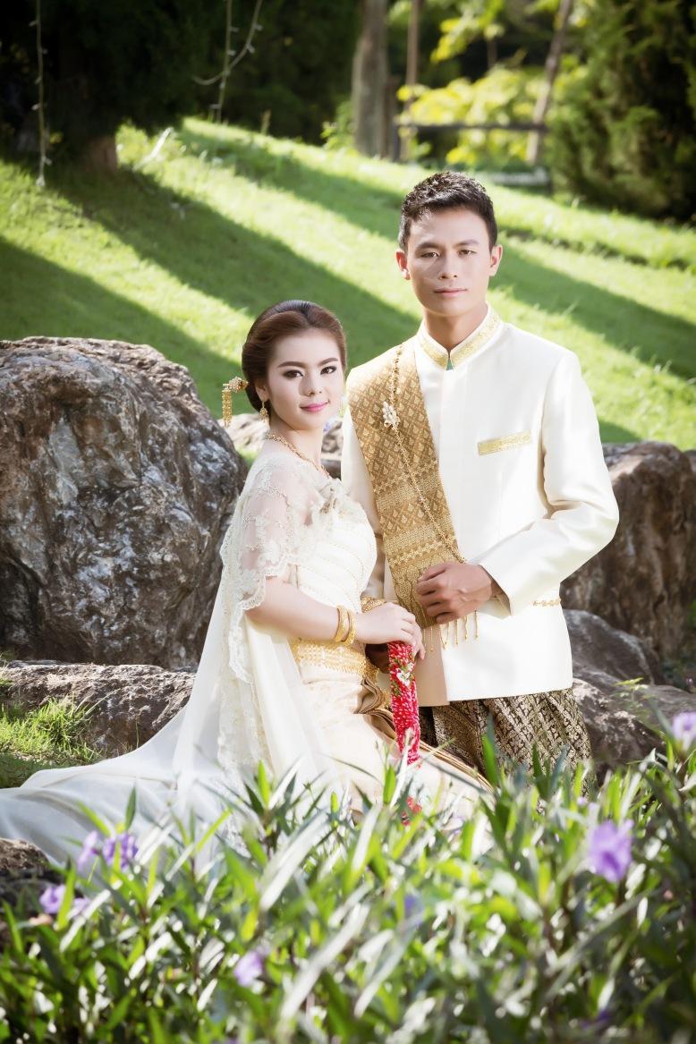 Pre Wedding Outdoor, ราชพฤกษ์